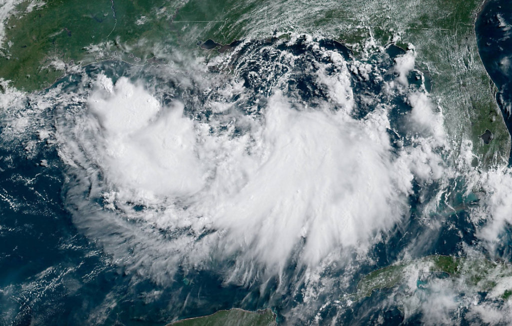 Hurricane Barry Relief Fund