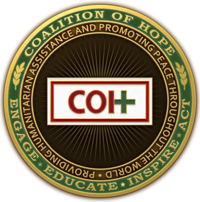 COH Organizational Coin