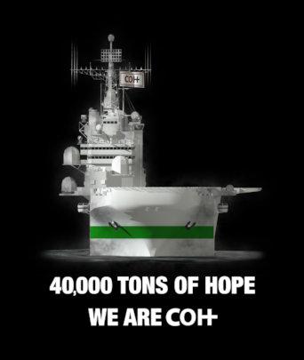 COH - 40k Tons of Hope