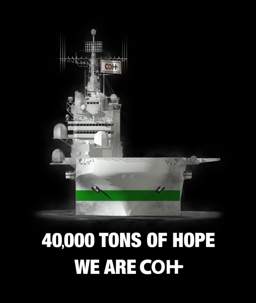 COH - 40k Tons of Hope