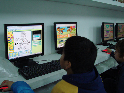 Elearning and education support for kids-Argentina