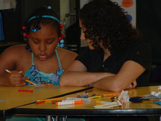 Enriching After School Learning for DC Kids
