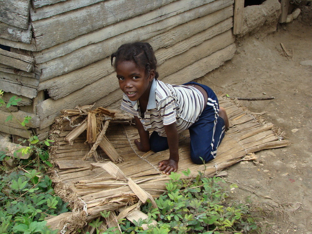Build a water supply for 3,000 villagers in Haiti