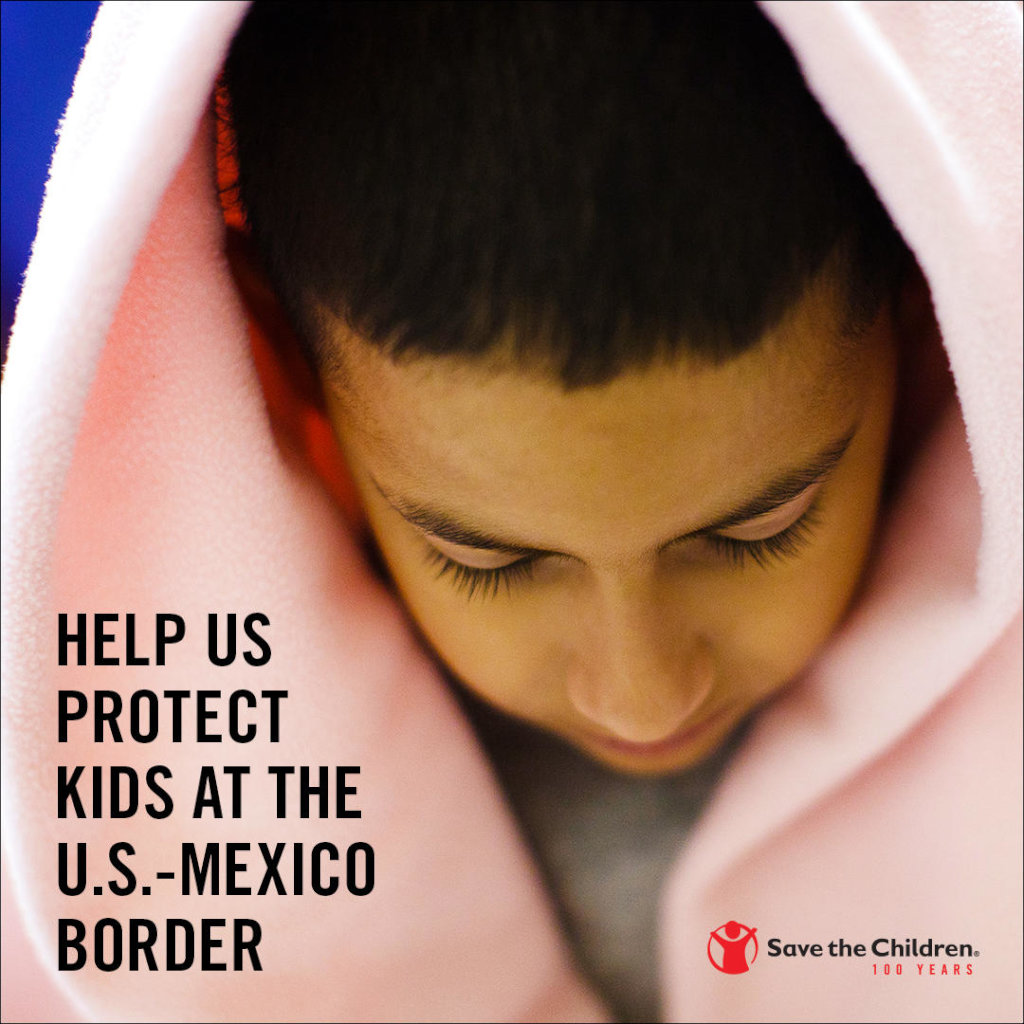 U.S. Border Crisis Children's Relief Fund