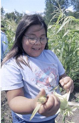 Native American Diabetes Garden Project