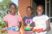 Feed 50 Vulnerable Children in Uganda for a year