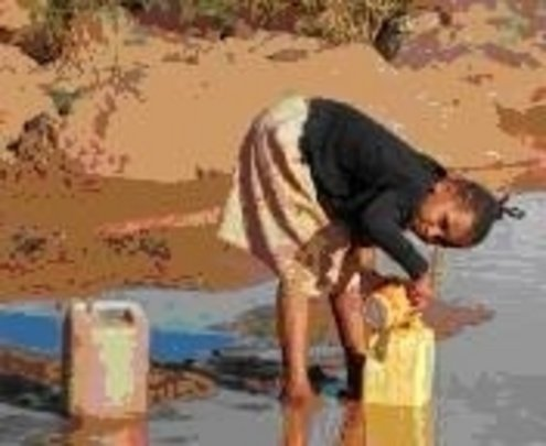 Safe drinking water to 800 orphans in Kenya
