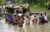 Help flood hit poor Indian villagers & children