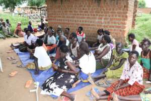 Local HIV/AIDS workshop South Sudan