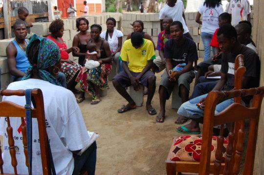 HIV&AIDS outreach Event
