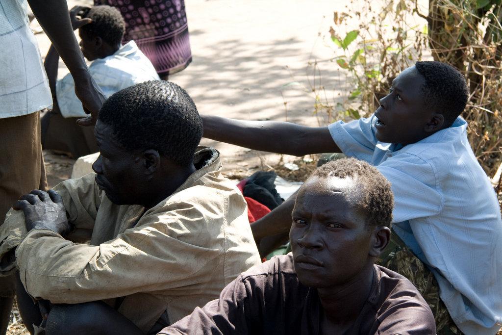 HIV/AID village workshop