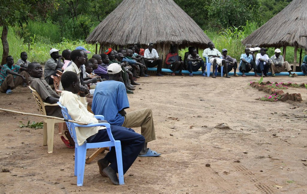 Omilling educational workshop HIV Awareness