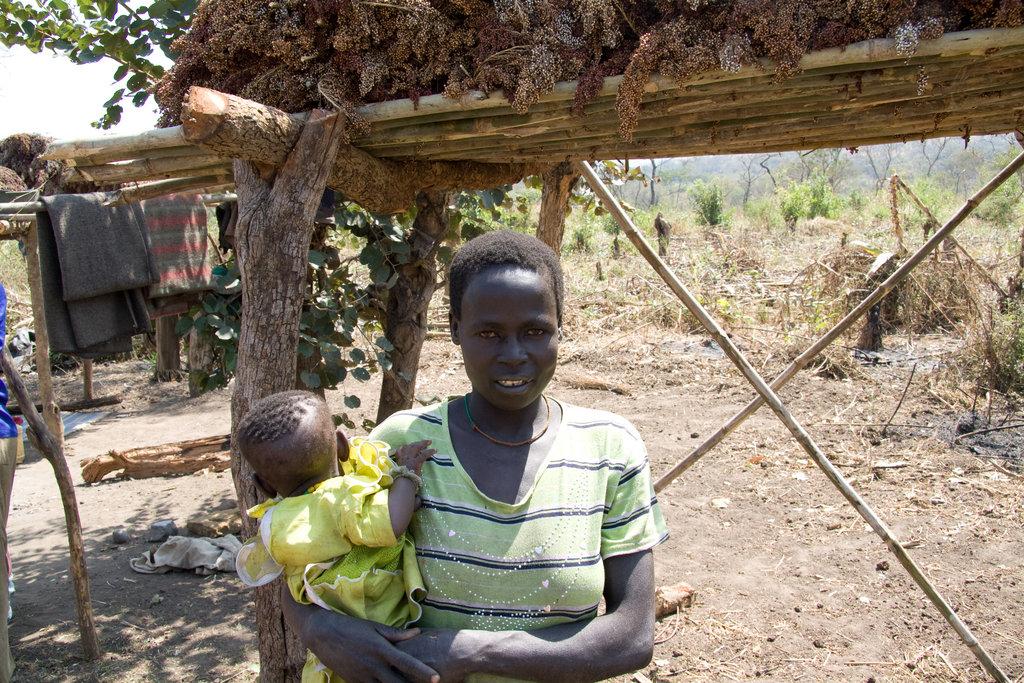 Raped by LRA -rebels- needs hiv testing