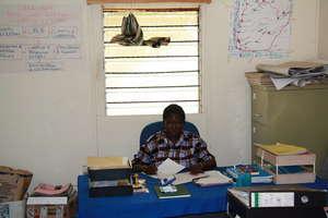 Ersilia Lokulu Oneck, A - health commissioner