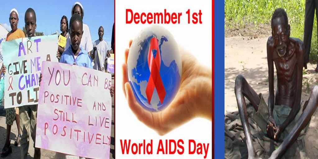 december 1 Hiv day!