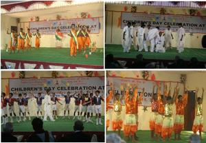Cultural performance by the students of SSK