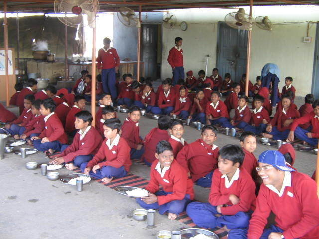 A Silent Revolution - Helping the helpless