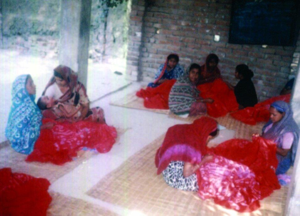 Job Placement of 100 Bangladeshi Women