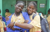 Provide emergency support to 10 Liberian students