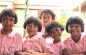Sponsor 18 Kindergartners at Yaowawit in Thailand