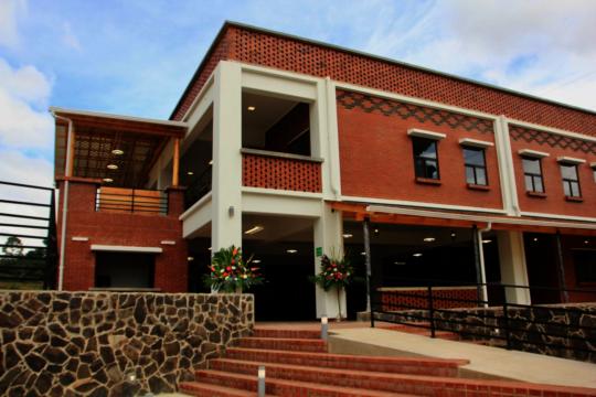 New MAIA Impact School Building