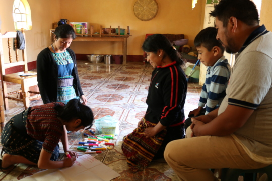 Mentorship Home Visit