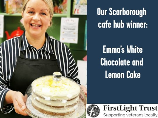 Runner up - Emma from Scarborough