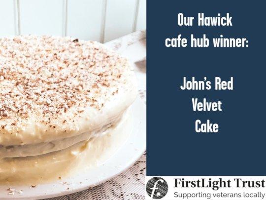 Runner up - John from Hawick