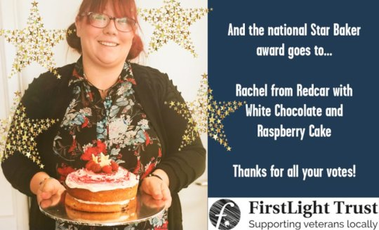 Star Baker - Rachel from Redcar