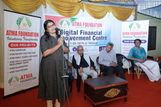 Session by Smt Deepa S Pillai, AGM, NABARD