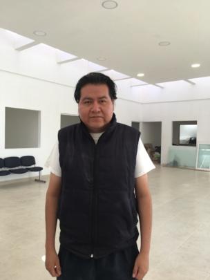 Carlos, Espondilitis Anquilosante, 37