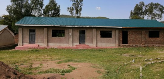 The newly built classes which are flood resistant