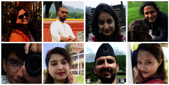 Celebrating our mental health advocates in Nepal