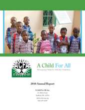Our 2010 Annual Report (PDF)