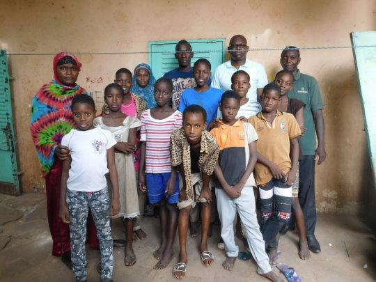 ACFA-Mali Children with Alpha