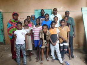 ACFA-Mali Children with Alpha