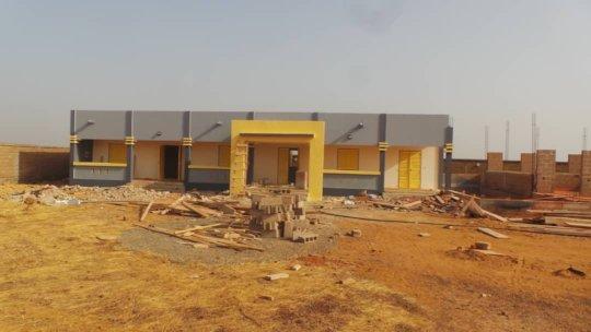 New School Building