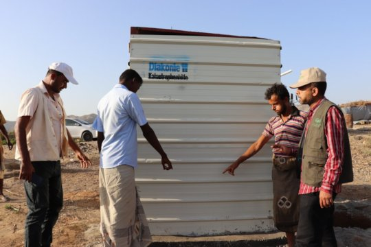 Mohamed Mulaher/Diakonie Katastrophenhilfe