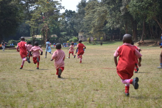 Sports Day - Open Space