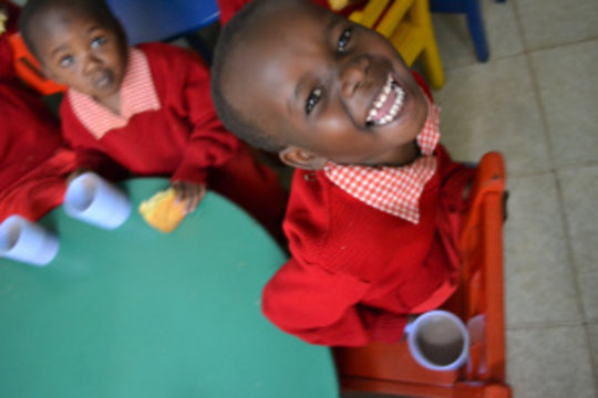 Building strong foundations for children