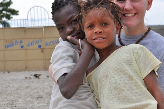 Some of Haiti