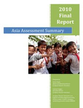 Asia Assessment Report Summary (PDF)