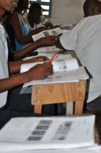 Students are Provided with Books Free of Charge