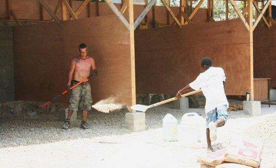 Building Classrooms