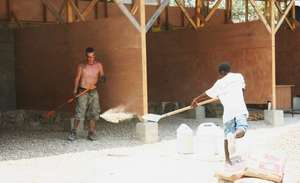 Building Classrooms