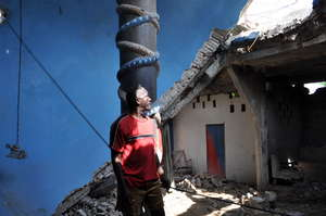 Support Community Based Disaster Recovery in Haiti
