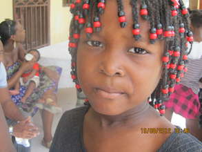 She's lost her school - but you can help rebuild.