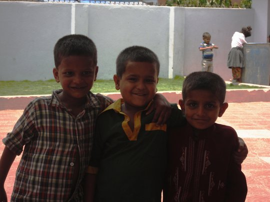 Nirpa, Laxman and Friend