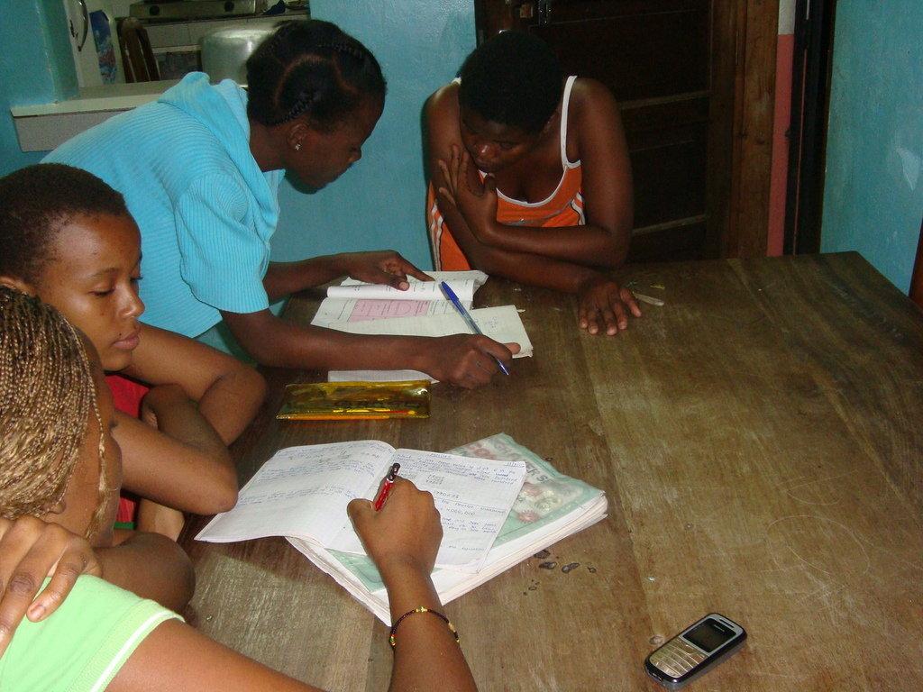 Rehabilitation of street children in Kenya