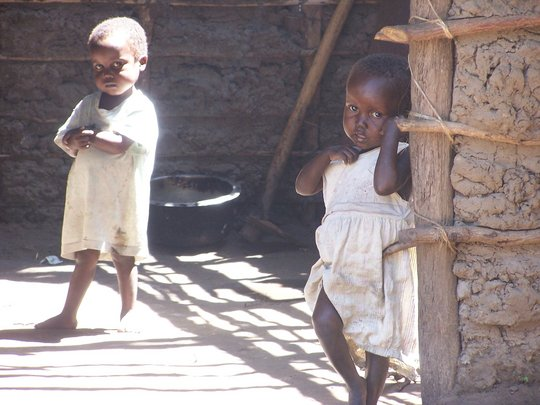 Rehabilitation of street children in Kenya